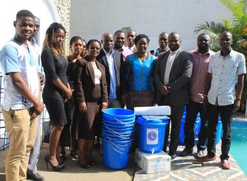 Le REPPRELCI s'engage contre la propagation du coronavirus en Côte d'Ivoire