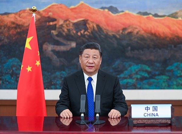 Covid-19 : Non, le président chinois n'a pas demandé aux africains de refuser les vaccins fabriqués en Europe