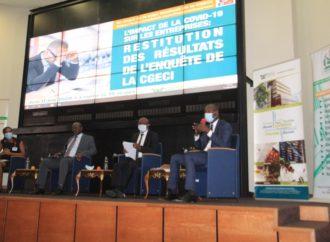 Covid-19: baisse du chiffre d'affaires entre 25 et 50% pour près de la moitié des entreprises ivoiriennes (enquête)