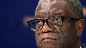 Covid-19 : De fausses déclarations attribuées au Dr Denis Mukwege, prix Nobel de la paix