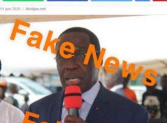 « Coronavirus : Un premier cas de Covid-19 dans un Lycée français ? », cet article n'est pas de Abidjan.net