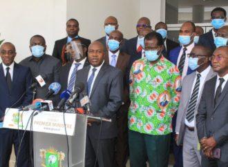 le PDCI, EDS et le FPI absents à un «dialogue» entre le PM et l'opposition (APA)
