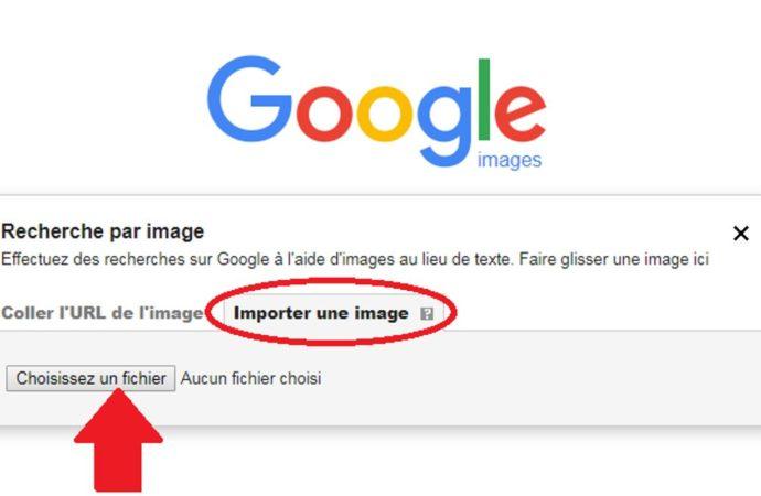 Comment vérifier une image sur Internet?
