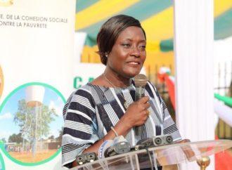 Mariatou Koné dément sa nomination dans le gouvernement du Conseil national de transition