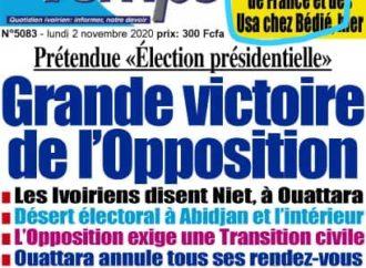 Faux, les ambassadeurs de France et des Etats-Unis n'ont pas rencontré Bédié