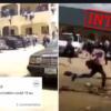 Non, ces élèves ne fuient pas une campagne de vaccination contre le Covid-19 au Nigeria