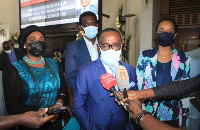 Covid-19: le variant anglais détecté en Côte d'Ivoire (ministère de la Santé)